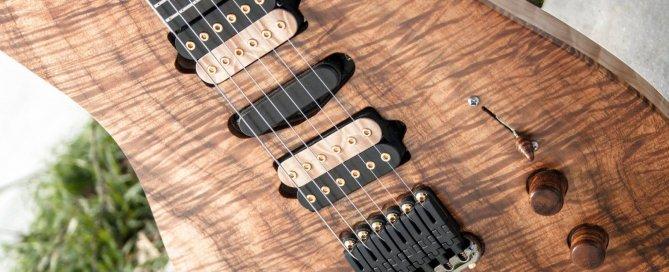 Culry Koa Mastergrade guitar rusti guitars paradox custom luthier luthiery