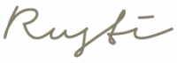 rustiguitars logo footer