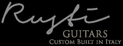 Rustiguitars.com Logo