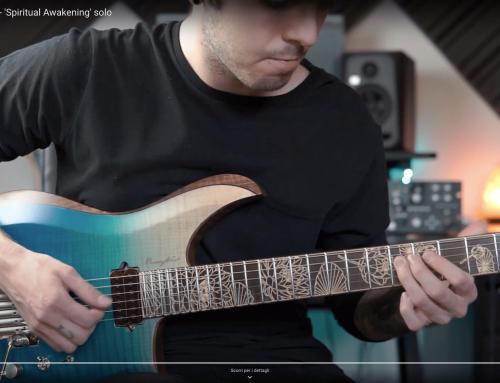 Rusti Guitars Lotus – 'Spiritual Awakening' solo